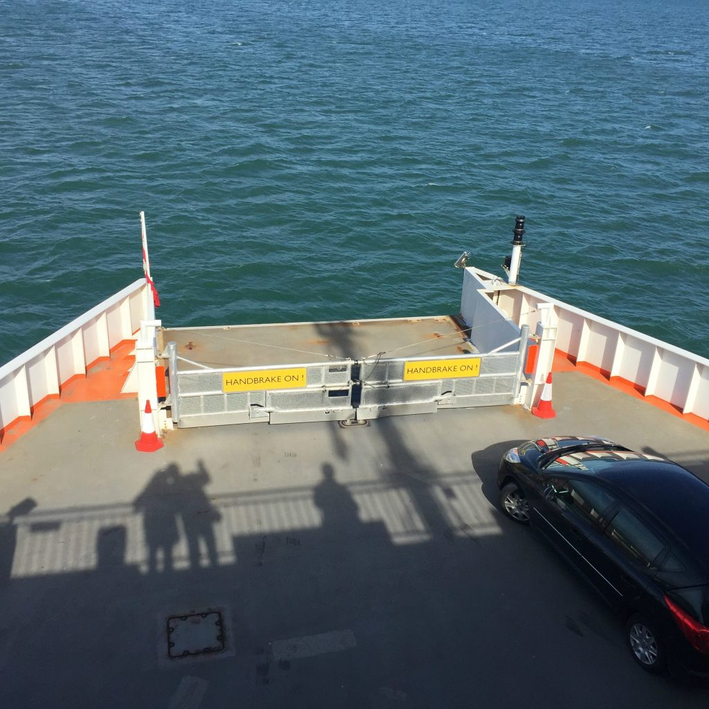 Isle of Wight ferry home Wightlink