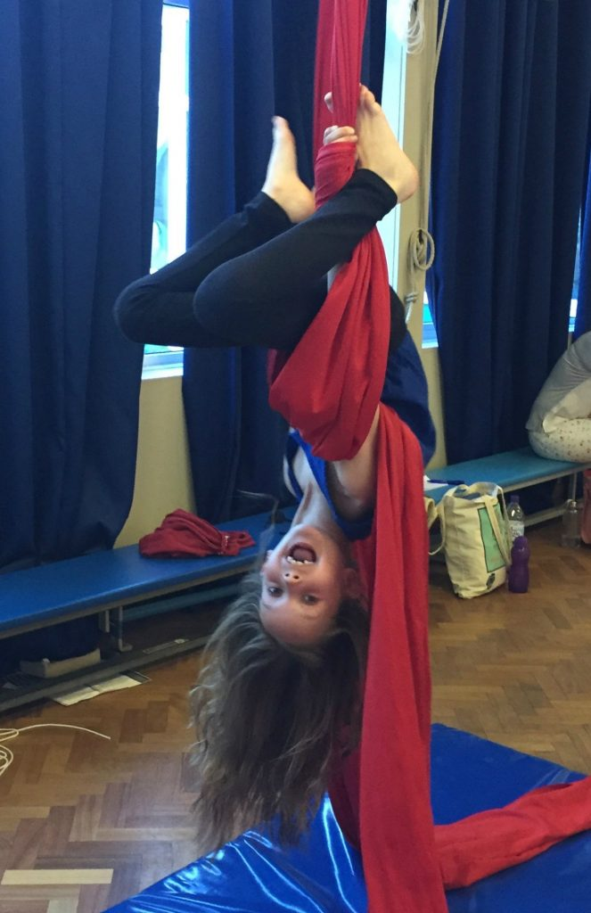 Pregnancy Diary Circus Skills