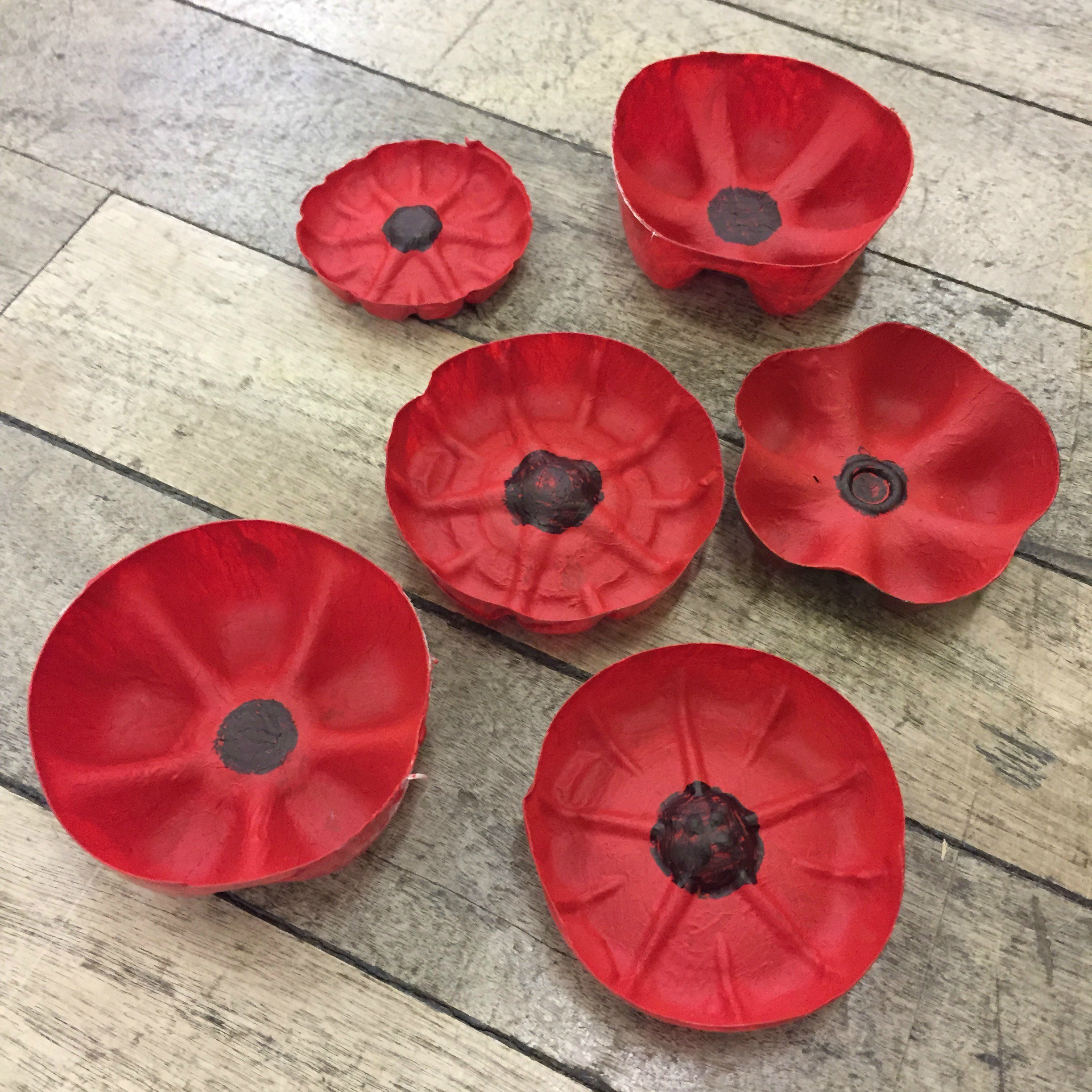 Plastic poppies a remembrance day craft penny blogs plastic poppies remembrance day remembrance sunday mightylinksfo
