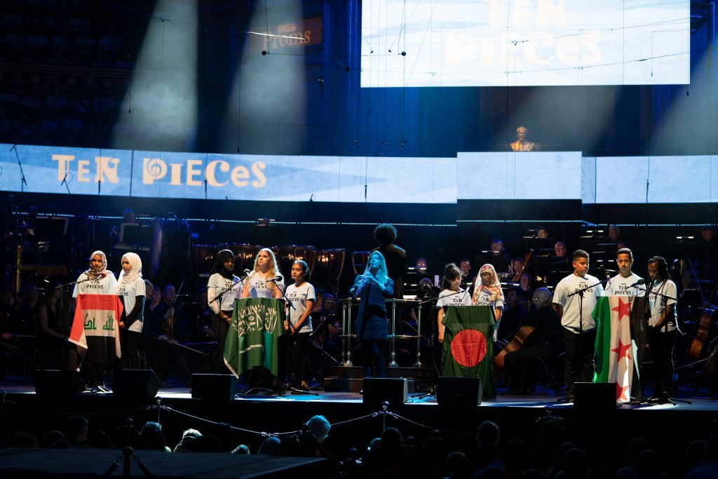 BBC Ten Pieces Prom