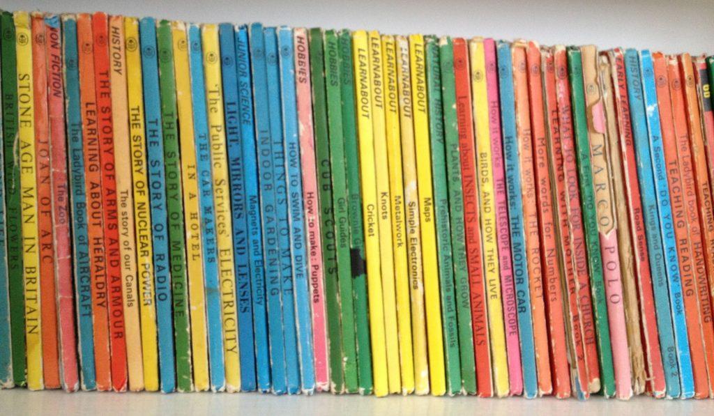 Ladybird Books Penny Reads