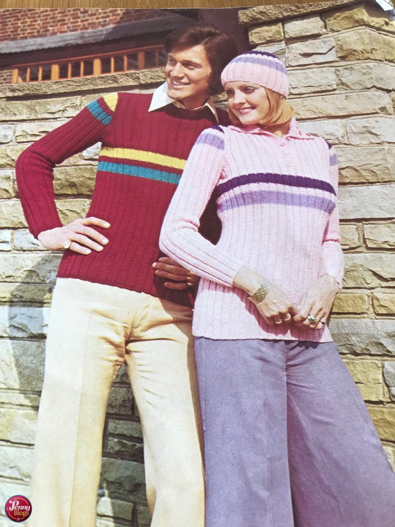Vintage Woolworth Knitting Magazine 1970s