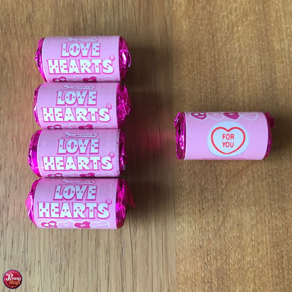 Swizzles Valentines Day Love Hearts