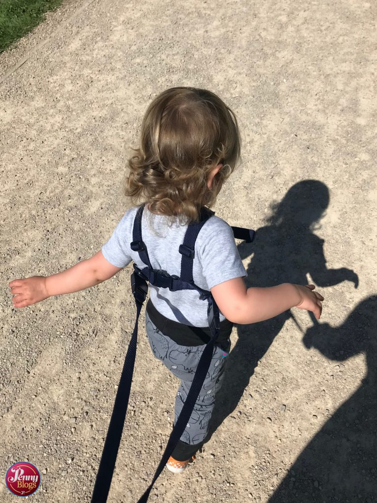 Penny's Corona Diary lockdown toddler walking