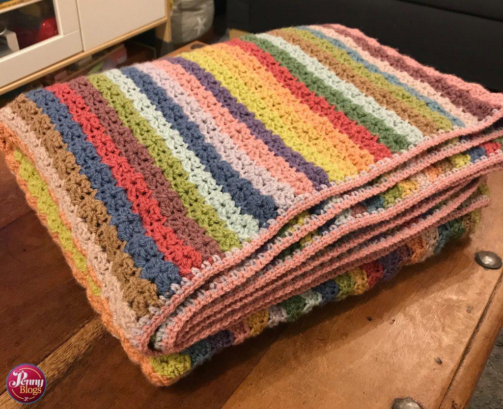 Attic 24 Hydrangea Blanket
